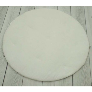 Betulli Speelkleed Mousseline Rond Wit