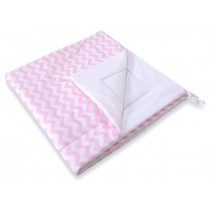 Speelkleed Tipi Tent Chevron Pink