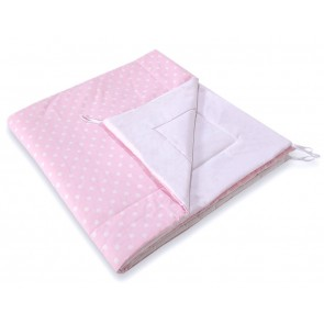 Speelkleed Tipi Tent Dots Pink