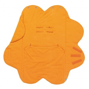Wallaboo Wrapper Fleur Sun Orange