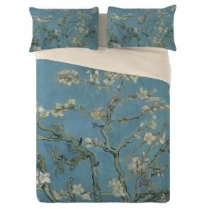 Zavelo Dekbedovertrek van Van Gogh Almond Blossom