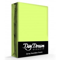 Day Dream Jersey Hoeslaken Lime