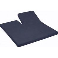 Cinderella Jersey Melange Splithoeslaken Dark Blue