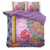 Dreamhouse Dekbedovertrek Marouska Purple