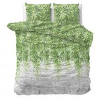 Sleeptime Dekbedovertrek Fresh Botanic FGreen