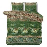 Sleeptime Dekbedovertrek Trendy Jungle Green