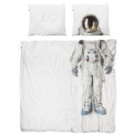 Snurk Beddengoed Astronaut