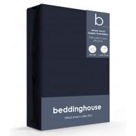 Beddinghouse Jersey-Lycra Topper Hoeslaken Indigo