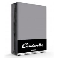 Cinderella Basic Hoeslaken Anthracite Hoge Hoek - 40 cm