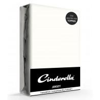 Cinderella Jersey Hoeslaken Ivory