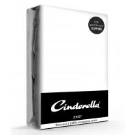 Cinderella Jersey Hoeslaken White