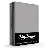 Day Dream Hoeslaken Katoen Grijs
