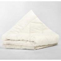 Sleeptime Percale Cotton Wool Touch 4-Seizoenen Cream