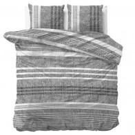 Dreamhouse Dekbedovertrek Caden Grey