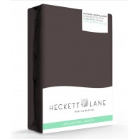 Heckett & Lane Hoeslaken Satijn Dark Gull Grey