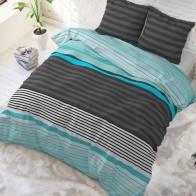 Sleeptime Dekbedovertrek Detox Turquoise