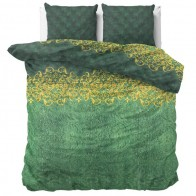 Sleeptime Dekbedovertrek Petty Chrone Green