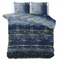 Sleeptime Dekbedovertrek Scratchy Blue
