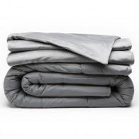 Swiss Nights Verzwaringsdeken - 7 KG - Weighted Blanket + Velvet hoes - 150x200 cm