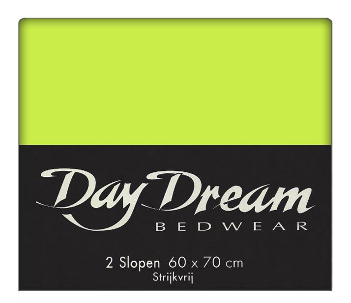 2 Stuks Kussenslopen Day Dream Groen (katoen)