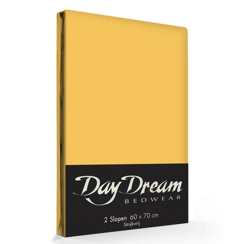 2 Stuks Kussenslopen Day Dream Geel (katoen)