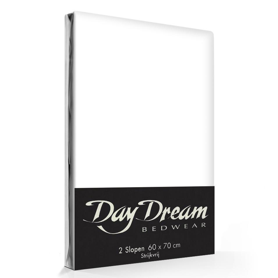 2 Stuks Kussenslopen Day Dream Wit (katoen)
