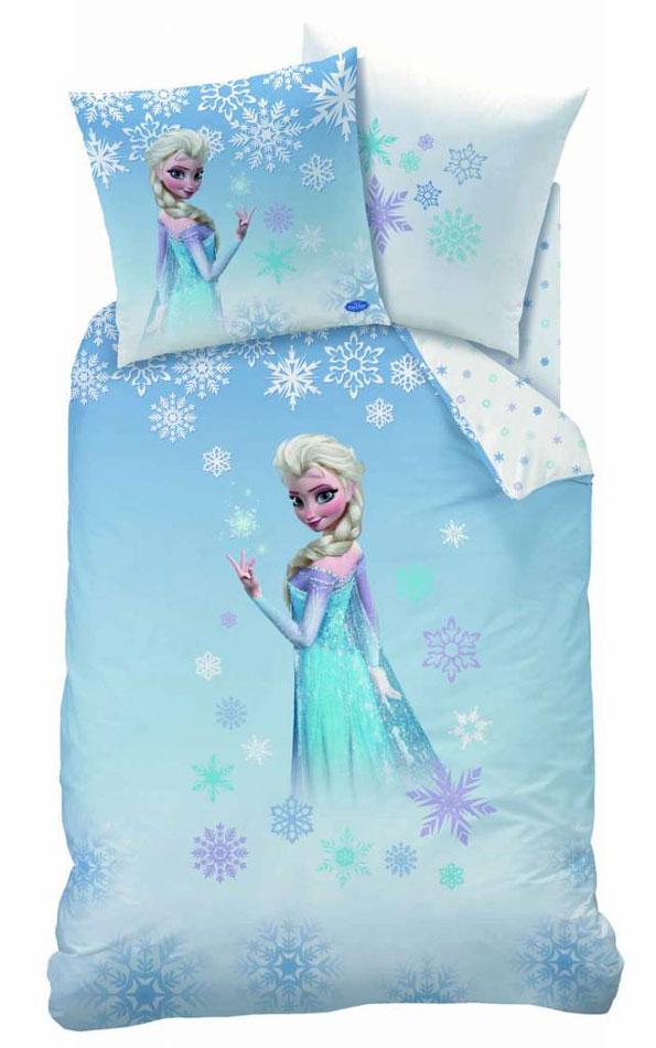 Dekbedovertrek Frozen De Sneeuwkoningin Elsa