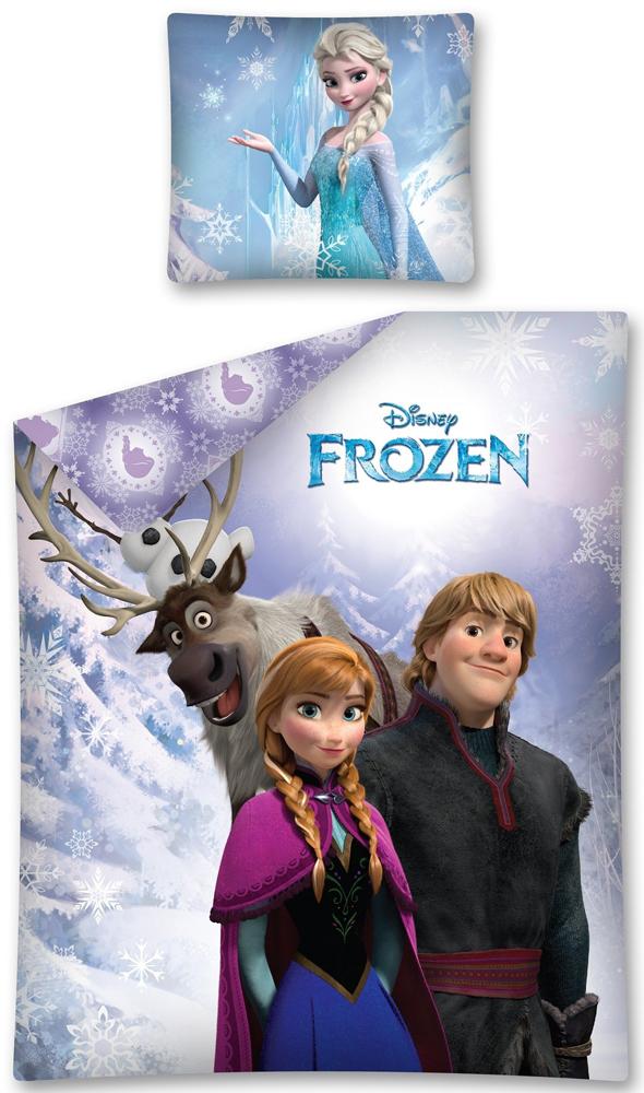 Dekbed Frozen De IJskoningin Anna 140x200cm