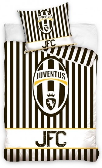 Dekbedovertrek Juventus Stripes