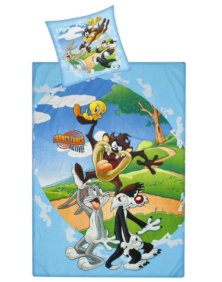 Dekbedovertrek Looney Tunes