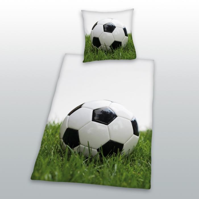 Voetbal Dekbedovertrek Grasveld