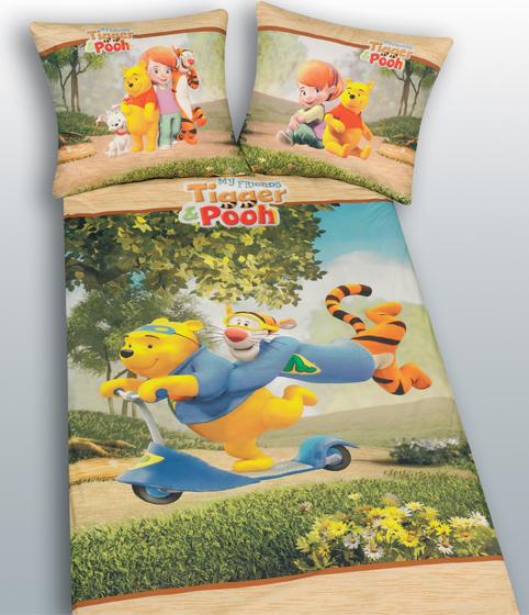 Dekbedovertrek Winnie the Pooh