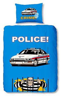 Dekbedovertrek Politie 1830-P
