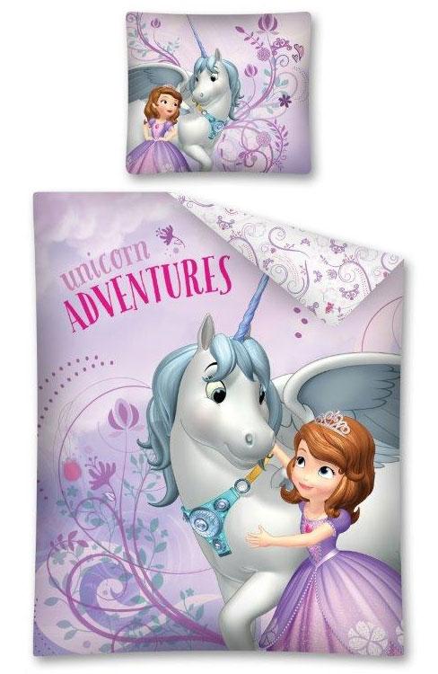 Dekbedovertrek Unicorn Adventures Sofia