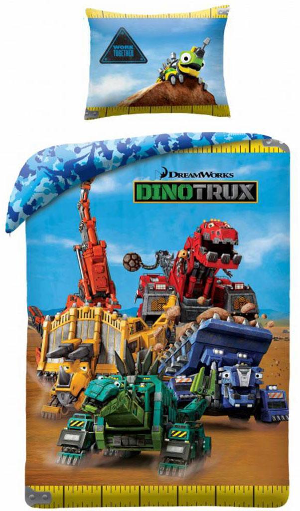 Dinotrux Dekbedovertrek Ty