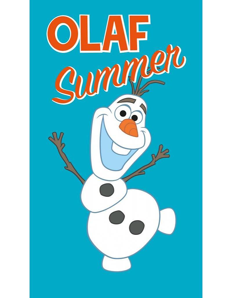 Strandlaken Frozen Olaf Summer