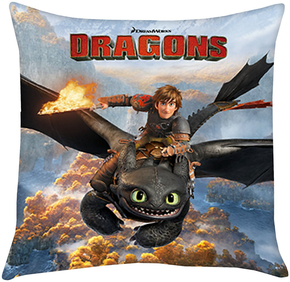 Sierkussen How to Train Your Dragon Flying