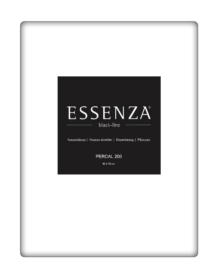 Essenza Kussensloop Percal Wit (1 stuk)