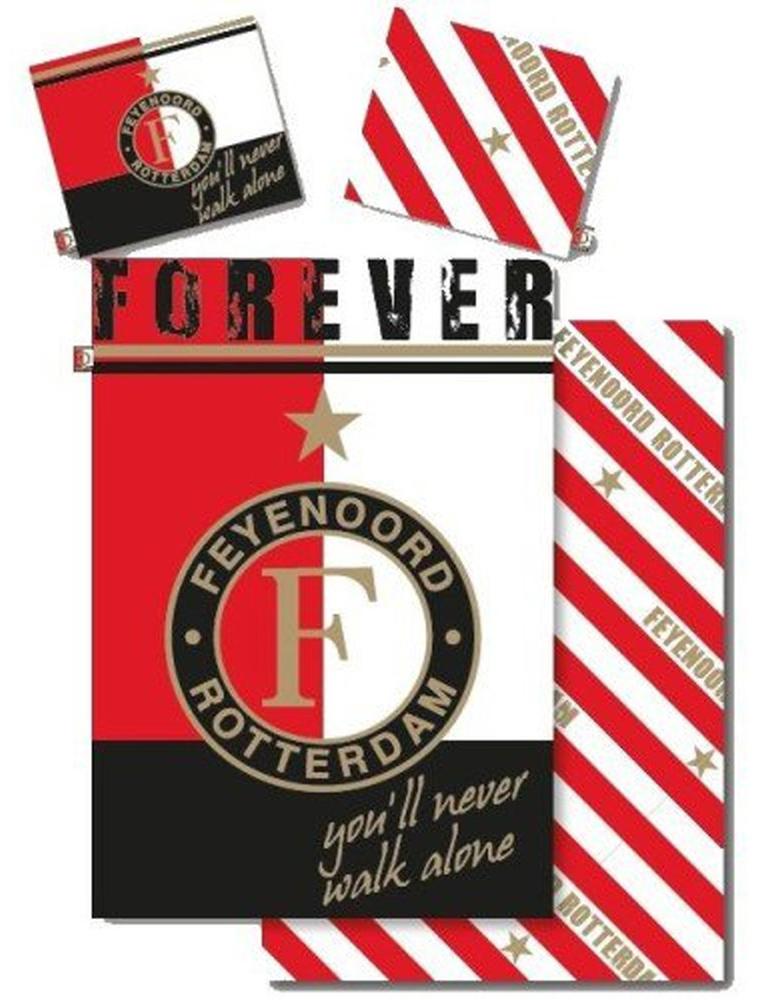 Feyenoord Dekbedovertrek You'll Never Walk Alone
