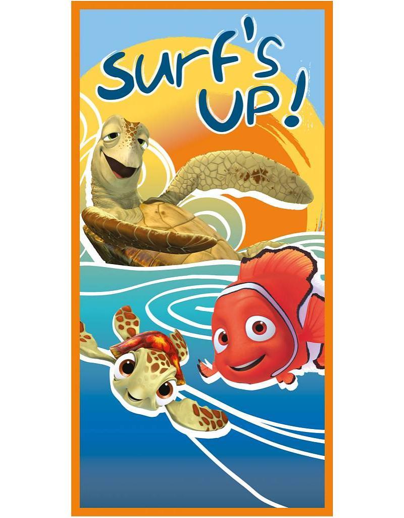 Strandlaken Finding Nemo Surf's Up