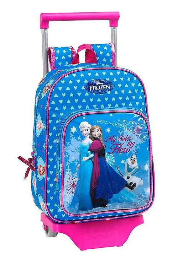 Frozen Anna & Elsa Trolley Hero