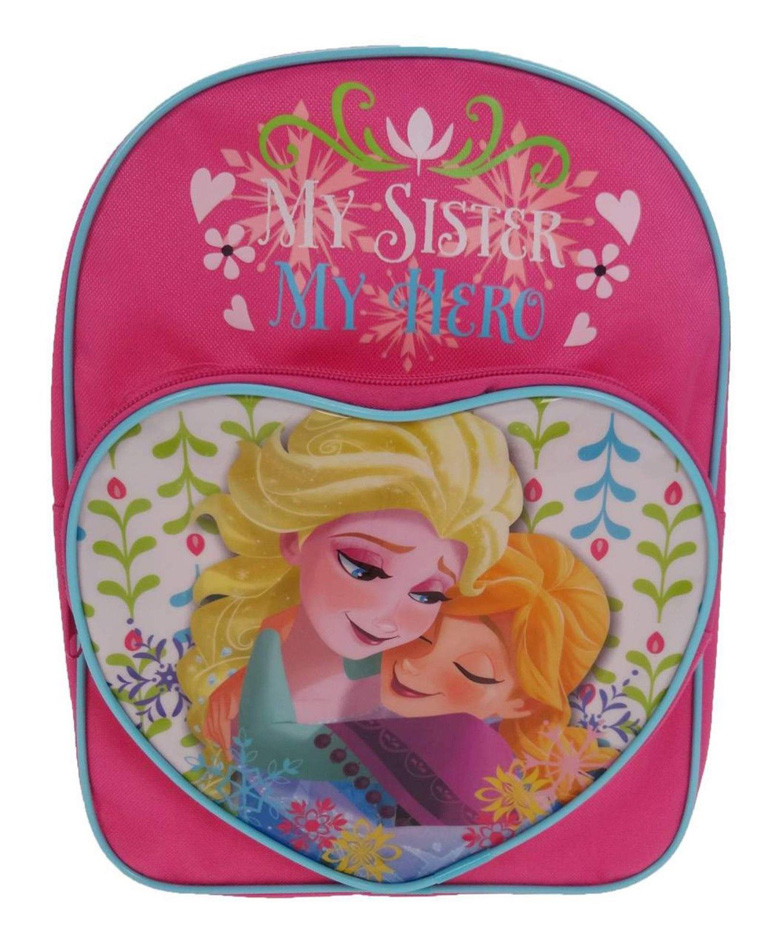 Frozen Rugzak Elsa & Anna Hart 31x25x12cm