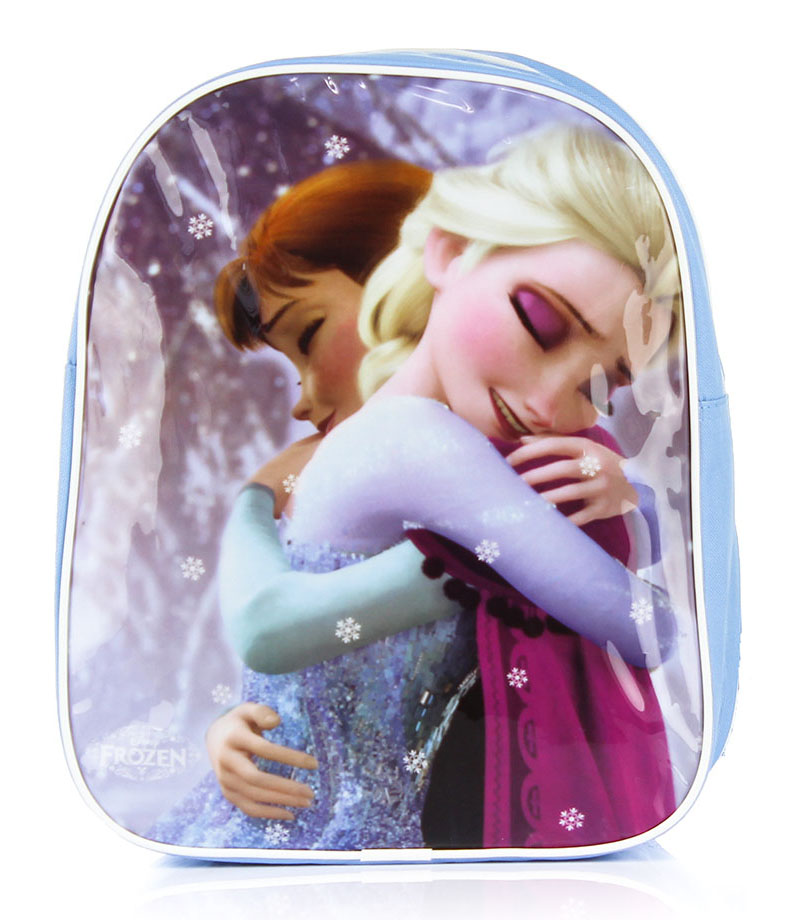 Frozen Rugzak Elsa & Anna Embrace 31x27x10 cm