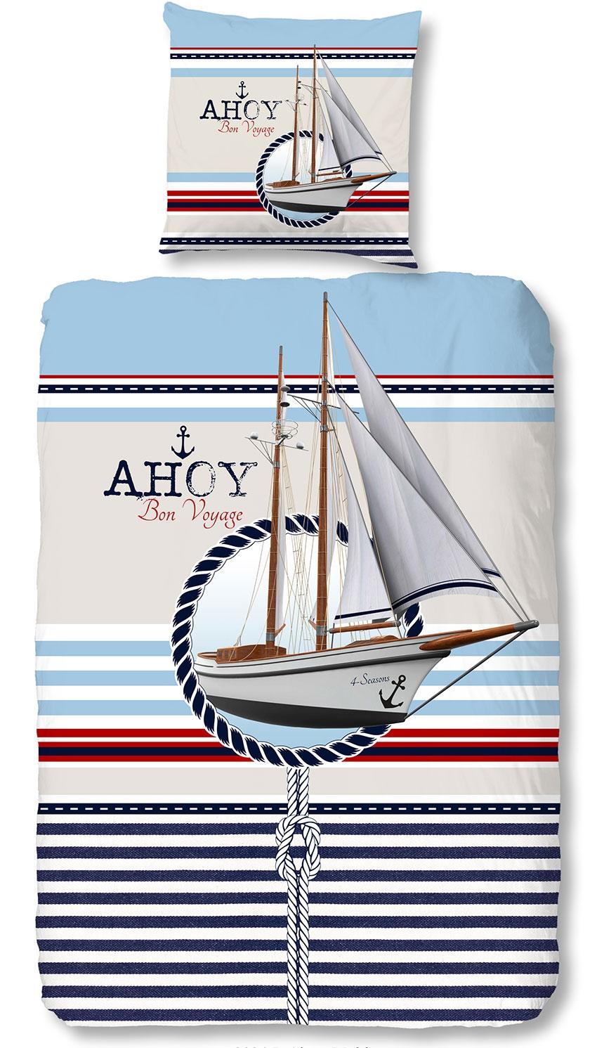Dekbedovertrek Ahoy