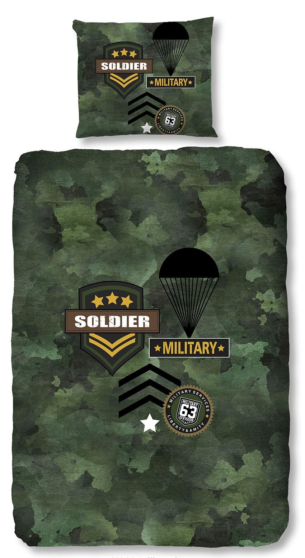 Dekbedovertrek Military