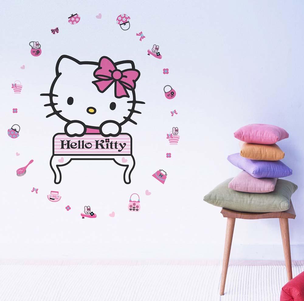 Hello Kitty Maxi Sticker