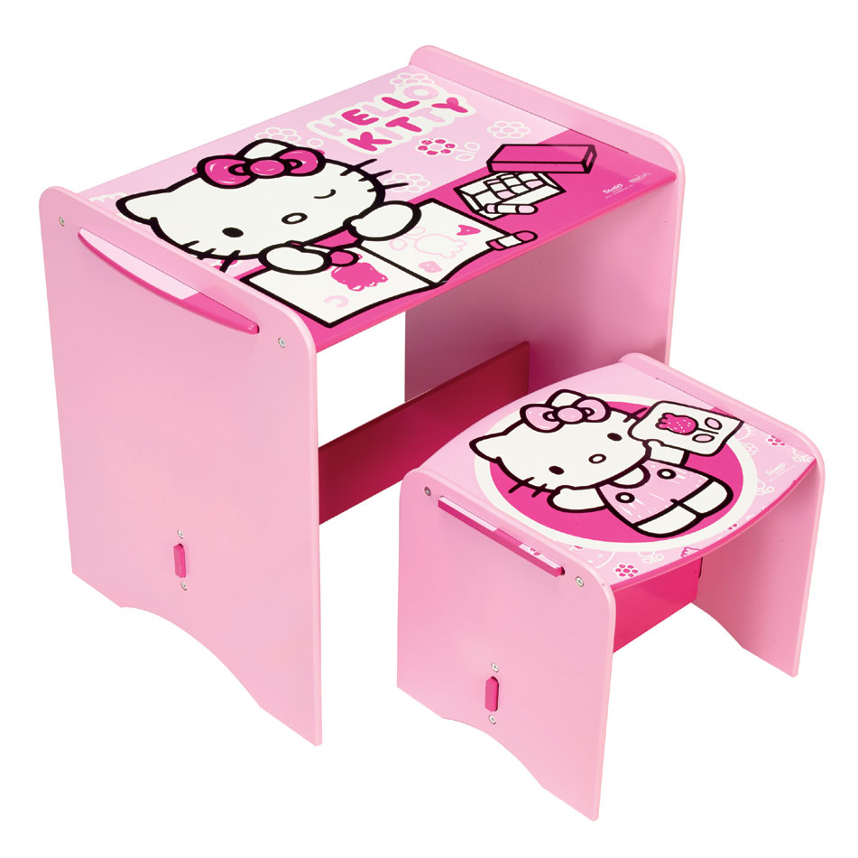 Hello Kitty Krukje met Tafeltje