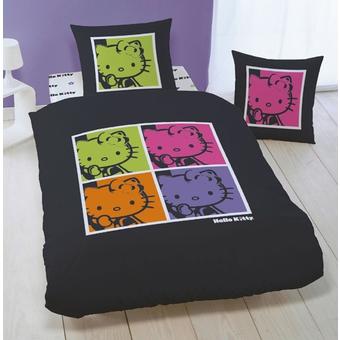 Hello Kitty Dekbedovertrek Pop Art