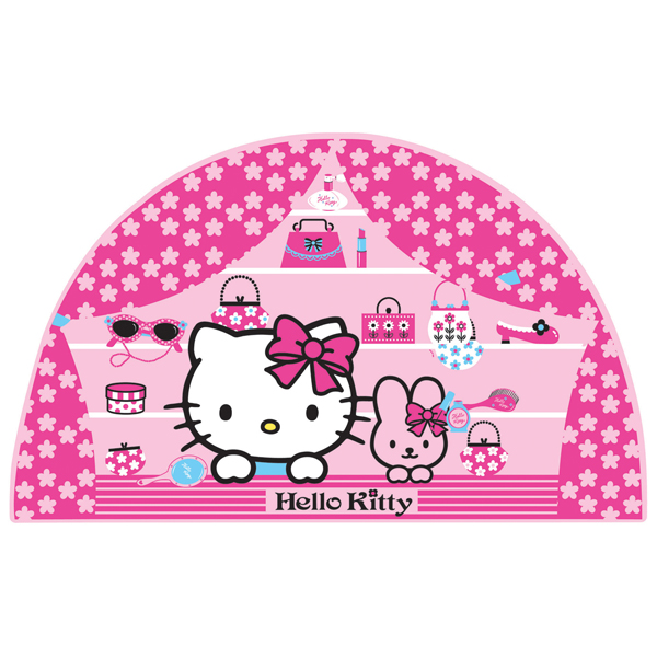 Hello kitty slaapkamer accessoires : Hello Kitty Foam Decoratie Roze ...