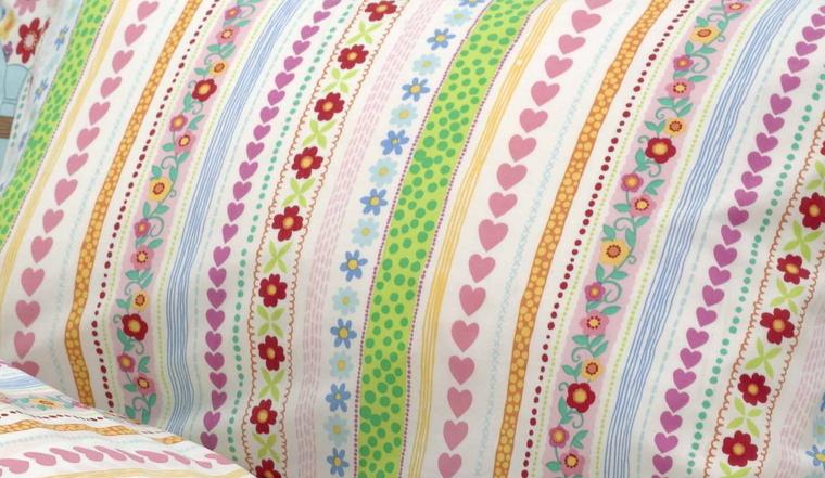 Hiccups Hoeslaken Beautifull Balloons 90x200cm